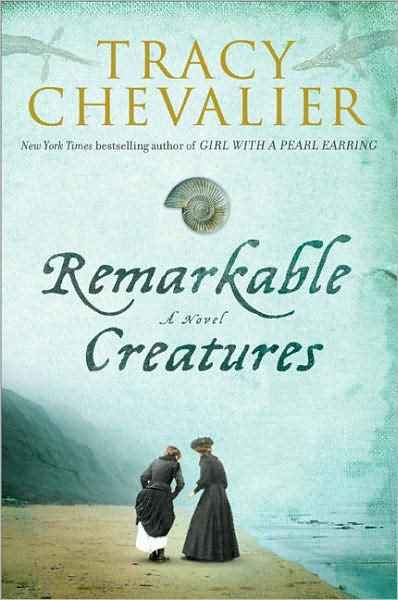 Image result for book cover remarkable creatures chevalier
