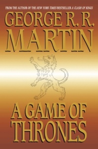 21. A Game of Thrones by George R.R. Martin