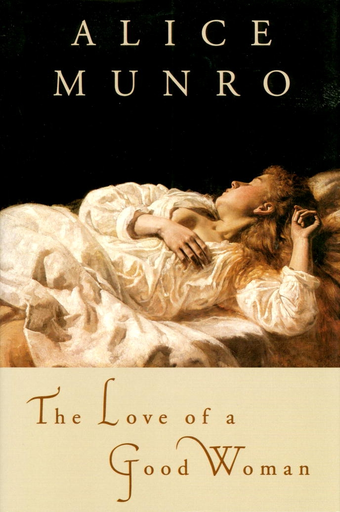 a literary analysis of the short story red dress by alice munro Boys and girls by alice munro my father was a fox farmer that is, he raised silver foxes,  i turned away and raked furiously, red in the face with pleasure.